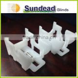venetian blinds components , drum for ladder string office window curtain blinds 50mm PVC vinyl blinds