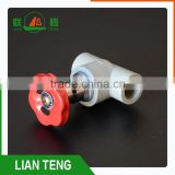 cost-benefit and timeliness filter valve for water pipe system Industrial fitting