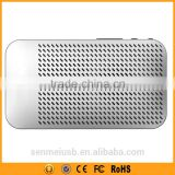 Consumer Electronics New 2016 Bluetooth Speaker Power Bank 5000mah                                                                         Quality Choice