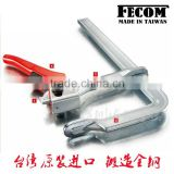 FECOM f square pipe sash clamps high pressure hose clamps GH series