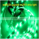 ws2812b upgrade5m/roll DC5V WS2813 Cuttable 5v 5050 ws2812b individually addressable led strip light