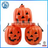 New Product Plastic Pumpkin Halloween Light