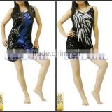 SWEGAL Belly dance Costume Latin dresses,dance training costumes SGBDT110276
