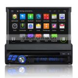 Android car radio 1 din quad core android with WIFI 3G MIRROR LINK