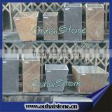 Wholesale Cemetery Stone Rectangular Planters and Flower Vase