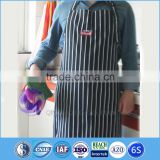 custom printed cooking embroidery design cotton kitchen apron                                                                         Quality Choice
