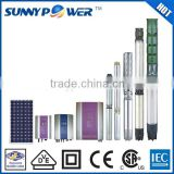 2016 hot sale energy efficient 600w/1200w/1800w/3500w high power solar power water pump system for