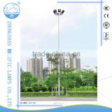 High quality high mast light 100w led flood light fixture with Lift system from manufacturers