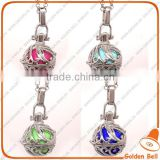 FN3182 Wholesale Engelsrufer pendant with bell beads jewellery,Angel Whisperer necklace,