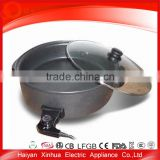 Multifunction electric cheap pancake baking pan