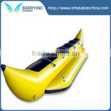 Inflatable banana boat for sale with 5/10 persons