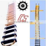 Rope climbing ladder SOLAS marine pilot rope ladder