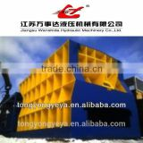 Durable Hydraulic Scrap Metal Baler Shear For Sale