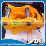 low price trade assurance supplier widely used hydraulic excavator quick attach hitch