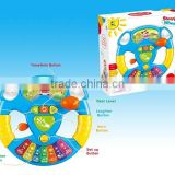 lovely steering wheel children's toy piano baby toy piano toy musical instrument for kid