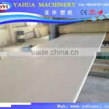 Sheet Board Production Line Pvc Plastic Artificial Marble Plate Sheet Board Production Line Extrusion Machine