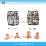 Baby Bamboo Cloth Diaper With Insert