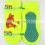 trampoline park socks	C-90	airline medical trampoline antislip nonslip socks