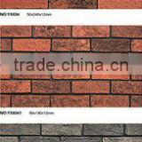 stone wall facade tiles, wall tile,red and grey split tile,clinker facade tiles,facade curtain wall system,outdoor wall tile