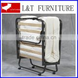 luxury hotel extra iron folding bed