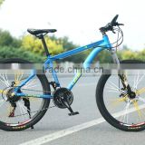 Made in china factory front and back disc brake 20 inch mountain bike with suspension fork
