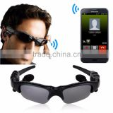 Bluetooth Sunglasses Headphones Sport Polarized Glasses Headset with Mp3 Player for Android IOS