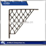 Wrought Iron Shelf Bracket