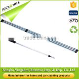 Aluminum telescopic mop pole, extension adjustable mop handle, retractable mop handle