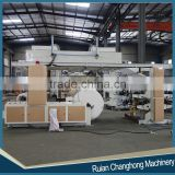 Changhong 6 Colour Serviette Flexography Printing Machine