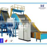 CE Marking with 3E Waste Tyre Recycling Plant/ Waste tire recycling machine/ Tire recycling equipment
