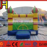 Backyard Birthday Party Inflatable Jumping Castle Bounce House Moonwalk Bouncer For Kids