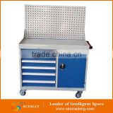 Hot sale cheap Chinese new kitchen cabinets slide parts under desk drawer discount tool box set