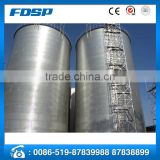 Bolted Type Wheat Maize Storage Silo for Sale