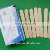 Medical Materials & Accessories Properties and disposable,Surgical Supplies Type Tongue Depressors