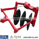 Agricultural Machines spare parts 3 Disc Plough for hand walking behind Tractors