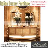 momodaLuxury French Louis XV baroque Buffet Sideboard Cabinet/ Antique dining room Cabinet With Mirror furniture
