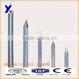 Hot Selling Galvanized Concrete Nail/Concrete Steel Nail/Galvanized Concrete Nails