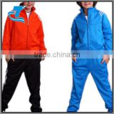 Fashionable Spring & Autumn Bright Color Children Athletic Clothes