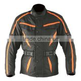 Motorbike Cordura Jackets With belted all round