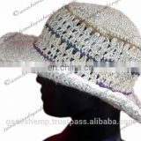 Wire Brim Hat HCWB 0015