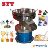 Coconut milk / fruit juice vibrating screen filter machine