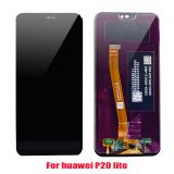 Mobile Phone LCD Screen Display Touch Digitizer complete for Huawei P20 Lite LCD