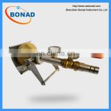 Handheld Spray Nozzle Ingress Protection Test Equipment IPX3 IPX4