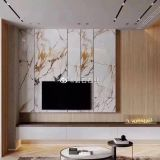 Calacatta Gold Marble for living room