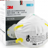 INquiry about 3M 8210 N95 Approved Particle Respirator Dust Face Mask