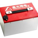 40V 20Ah Lithium Iron Rechargeable Battery Pack for electric bike