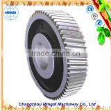used military heavy equipment Custom Helical bevel Gear / Herringbone Gear Assembly Transmission Parts for cars spare parts