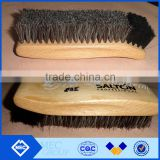 Hot selling SHOES BRUSH Horse hair with PP filament