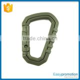 New arrivring wholesale mini cheap carabiner climbing hook