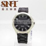 SNT-SI058 fashion silicone wristband silicone charm bracelet watch silicone 2013